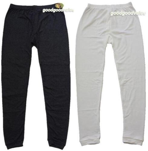 Mens Woolen Thermal Long Johns / Pants  Extra Warm Underwear