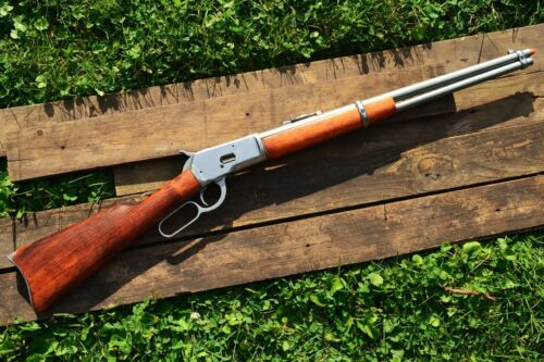 Winchester M1892 Lever-Action Rifle - Old Wild West - 1892 - '92 - Denix ReplicaReproductions - 156384
