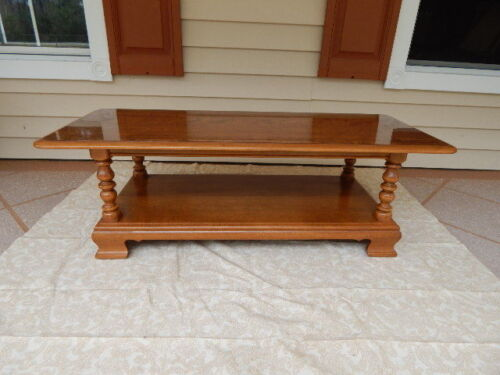 Ethan Allen Coffee Table Antiques Us