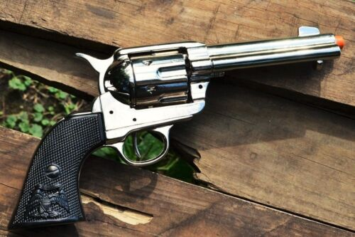 M1873 Colt 45 Peacemaker Fast Draw Revolver - Single Action Army - Denix ReplicaReproductions - 156384