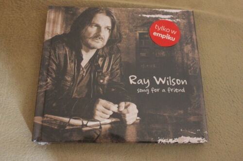 Ray Wilson - Song for a friend PL CD  New Sealed POLISH RELEASE
