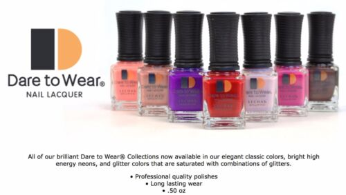 LECHAT Dare to Wear Nail Polish - (We combine shipping - See Description)