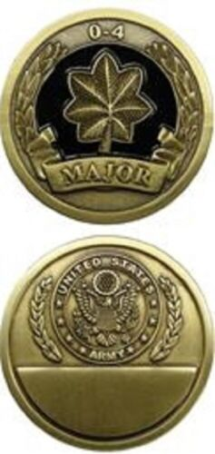 U.S. Army / Major 0-4 - Challenge Coin 3023Challenge Coins - 74710