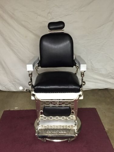 Berninghaus Barber Chair Antiques Us