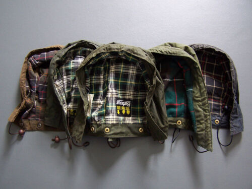 Barbour Waxed Hood Hoods Small Medium Large XL A106 A127 A128 A411 Styles Vtg <br/> For Beaufort Bedale Border Gamefair Northumbria Jackets