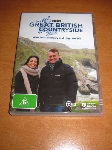 THE GREAT BRITISH COUNTRYSIDE [ 2-DISC ] SET BBC DVD [ R4 ] ~ * LIKE NEW !