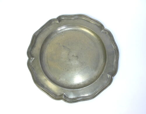 Tin Plate 18 - 19 Jh Tin plate marked