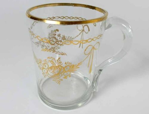 Glass Cup Empire France