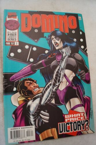 CLASSIC MARVEL COMIC BOOK - Domino - Hard Luck.