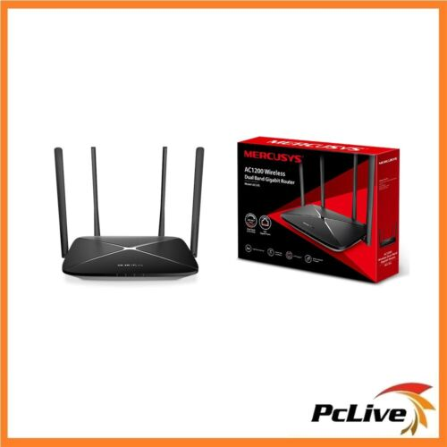 TP-Link Archer C1200 1200Mbps Dual Band Gigabit Wireless Router AC1200 USB