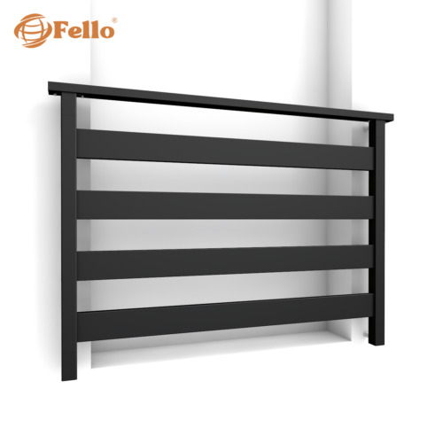 FELLO French Classic 4 Juliet Balcony Security Stainless Steel Balustrades