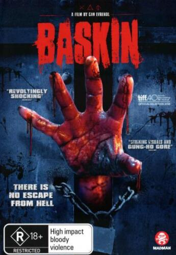 Baskin  - DVD - NEW Region 4