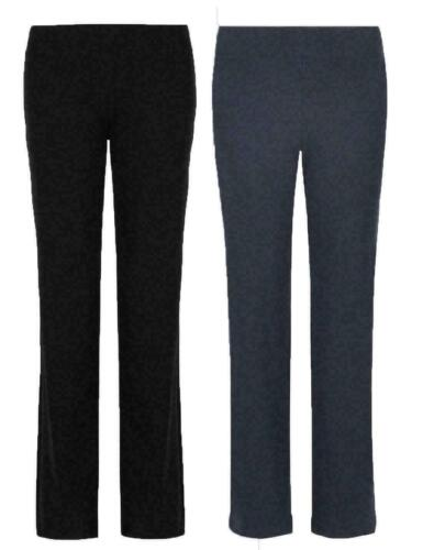LADIES EX MARKS & SPENCER FRONT STRAIGHT LEG JOGGER TROUSERS SPORT ACTIVE EX M&S <br/> PLUS SIZES AVAILABLE!! SIZES 6-32 IN SHORT, REG & LONG