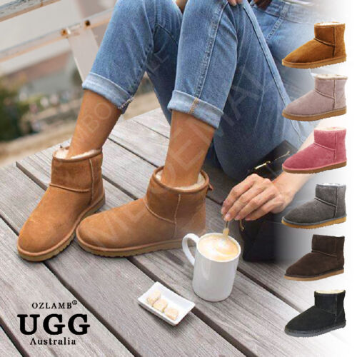 2019 New Premium Wool UGG Women/Men Classic Ankle-High/Short/Medium Boots <br/> Please Double Check the SIZE CHART Before Purchase.Thx