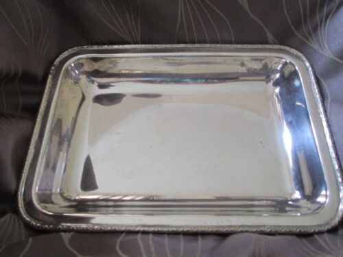 Yeoman Plate Serving Dish