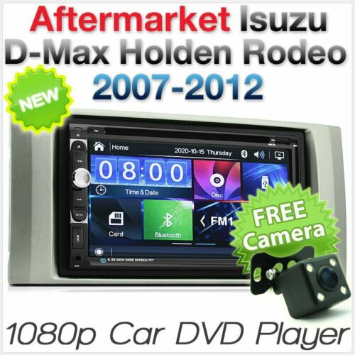 Car DVD MP3 Player Isuzu D-Max DMax 2008-2011 Stereo Radio Fascia Kit Head Unit