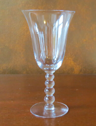Imperial Candlewick #3400 Tall Water Goblet(s)