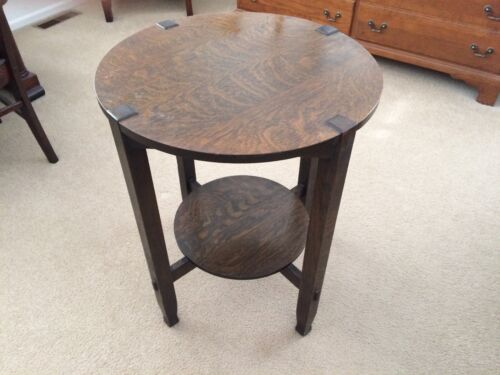 Stickley Brothers Mission Oak Table #137