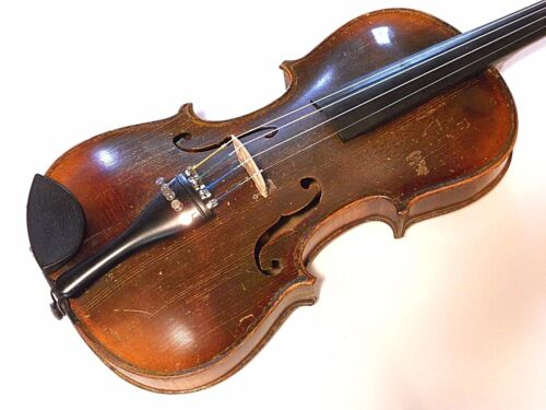Vintage Full Size Stainer Violin / Fiddle for Repair  #030817BP18