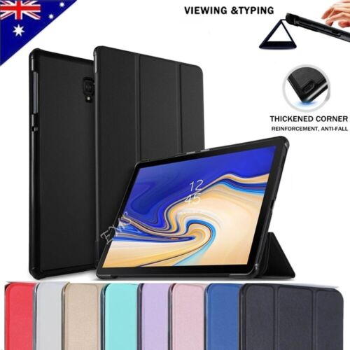 Smart Leather Stand Flip Case Cover For Samsung Galaxy Tab S2 S3 9.7 S4 S5e 10.5
