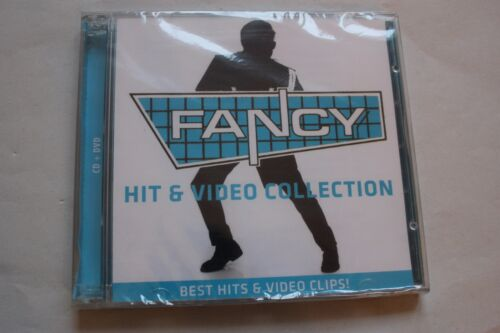 Fancy  Hit & Video Collection CD i DVD NEW SEALED Polish Release