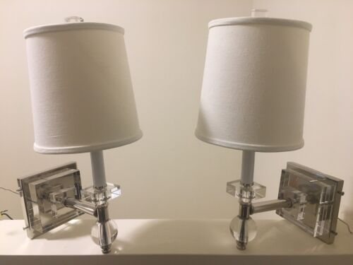Mid century sconces antiques us for Mid century modern lighting reproductions