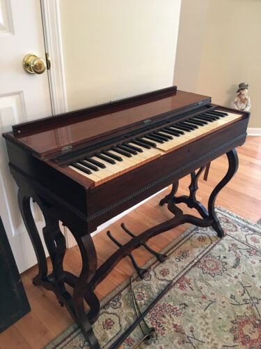 Antique George A Prince Melodeon Piano Small Size