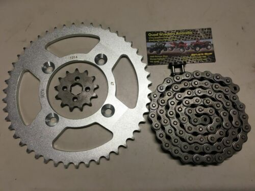 1990 1991 1992 1993 1994 Honda XR80R XR 80 XR80 Chain /& 14//46 Sprocket Set