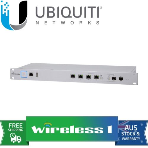 Ubiquiti USG-PRO-4 Security Gateway PRO 4 Port Enterprise Router