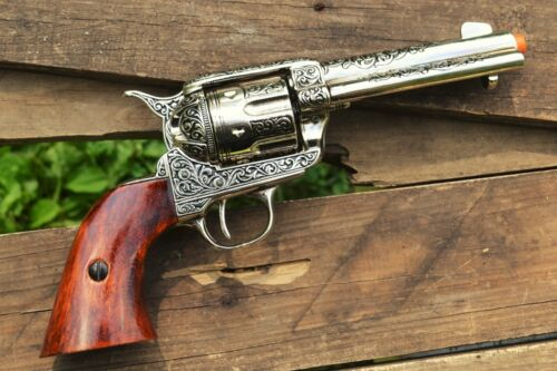 Colt M1873 Peacemaker Fast Draw Revolver - Single Action Army - Denix ReplicaReproductions - 156384