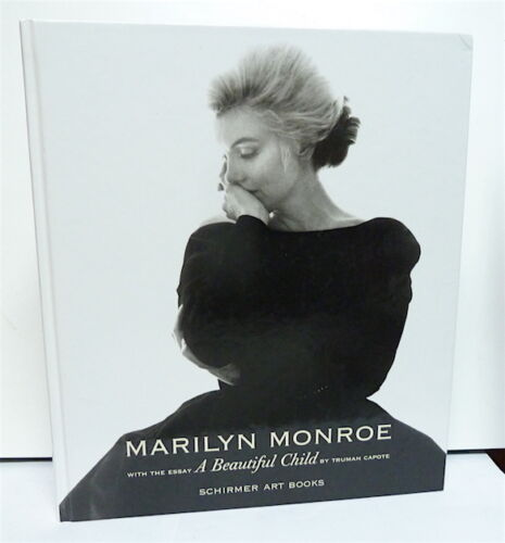MARILYN MONROE & essay A Beautiful Child by Truman Capote (Scarce Eng lang edit)