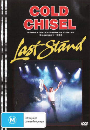 Cold Chisel: Last Stand  - DVD - NEW Region 4