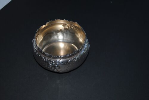 Antique Geo. C. Shreve Sterling Silver Bowl San Francisco 1883-1894