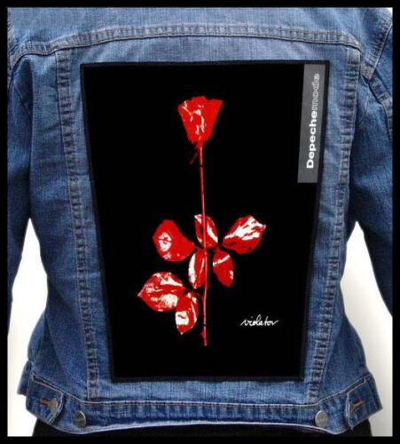 DEPECHE MODE - Violator --- Giant Backpatch Back Patch