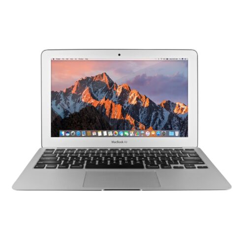 "Apple MacBook Air MJVM2LL/A 11.6"" Intel i5 128 GB SSD Intel Graphics 6000 Mac OS"