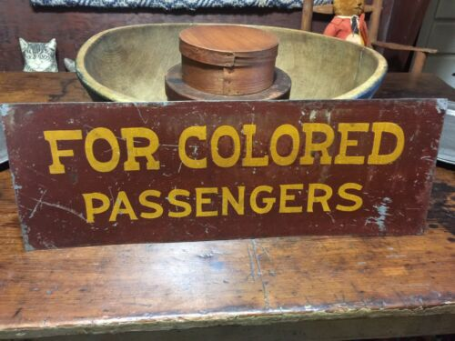 Old Double Sided Metal Sign