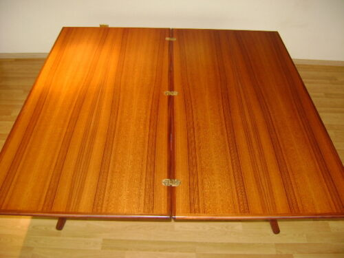 Bendt Winge Teak METAMORPHIC  RARE Scandinavian DANISH MODERN dining TABLE