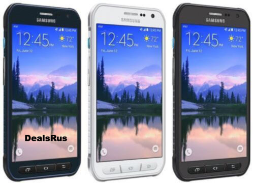 Samsung Galaxy S6 Active SM-G890A AT&T 32GB 4G Smartphone