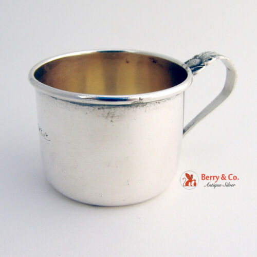 Small Juice Cup Lunt 1940 Sterling Silver