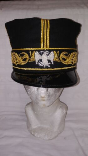 Mexican Porfirista Officer Kepi Replica Size 60 cmsReproductions - 156388