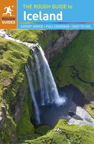 Rough Guide to Iceland *FREE SHIPPING*