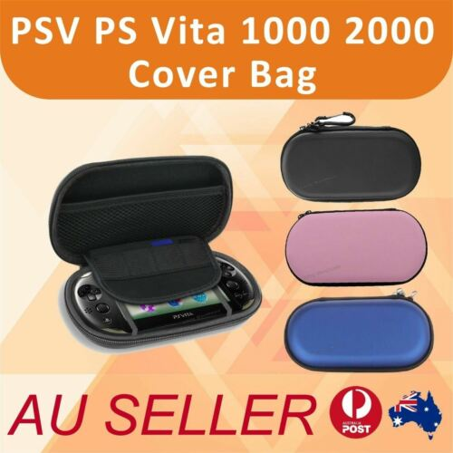 Storage Carry Travel Case Cover Bag for SONY Playstation PSV PS Vita 1000 2000