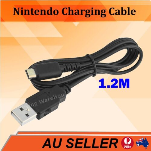 USB Charger Charging Power Cable Cord for Nintendo DS Lite NDSL