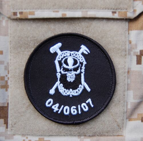 Zero Dark Thirty Breacher Patch DEVGRU AOR1 Navy SEAL Morale Patch NSWDGOther Current Military Patches - 36070