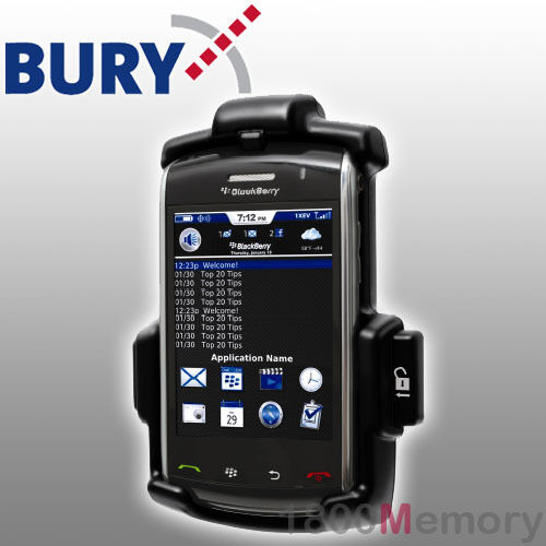 Bury S9 System 9 Active Cradle for BlackBerry 9520 9550