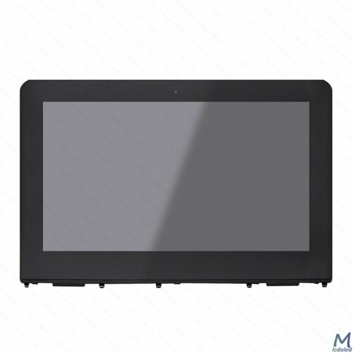 for HP Stream x360 11-ab047TU 11-ab015TU LCD Screen Touch Digitizer with Frame