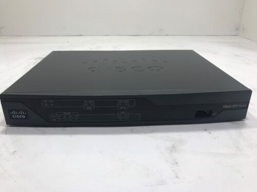 Cisco 887VA-M Integrated Service Router
