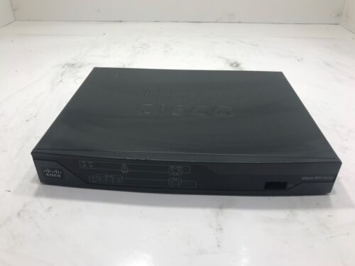 Cisco 881 Integrated Service Router
