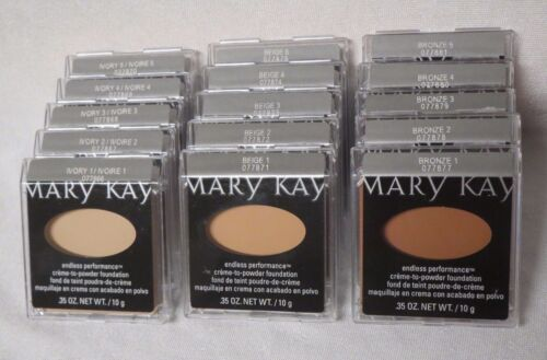 Mary Kay Endless Performance Creme-To-Powder Foundation - Humidity Resistant!!!