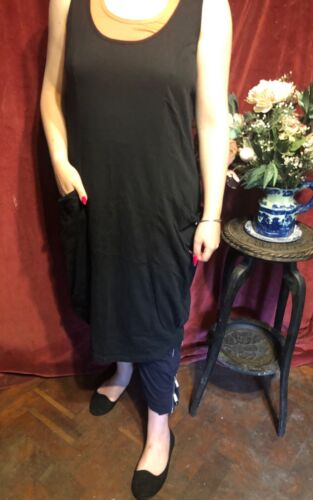 FABULOUS DRESS BY ULTIMATE MIK'S, BOHEMIAN, LAGENLOOK, QUIRKY. XL